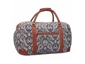 Cestovní taška JAZZI 2163 - černá
