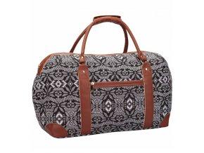 Cestovní taška JAZZI 2164 - černá