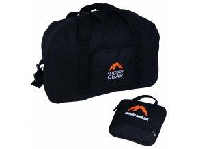 Cestovní taška skládací GEAR 9422 - černá