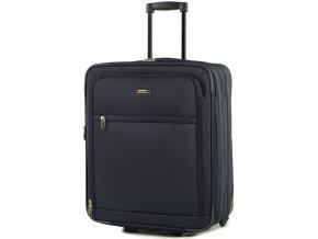 Cestovní kufr MEMBER'S TR-0154/1-S - tmavě modrá