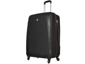 Kabinové zavazadlo MIA TORO M1015/3-S - černá  + Pouzdro zdarma