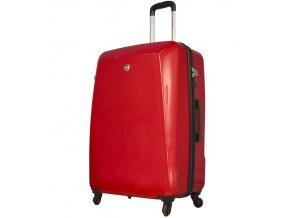 Kabinové zavazadlo MIA TORO M1015/3-S - červená  + Pouzdro zdarma