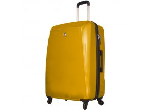 Kabinové zavazadlo MIA TORO M1015/3-S - žlutá  + Pouzdro zdarma
