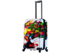 Cestovní kufr MIA TORO M1097/3-M  + PowerBanka nebo pouzdro zdarma