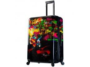 Cestovní kufr MIA TORO M1097/3-L  + PowerBanka nebo pouzdro zdarma