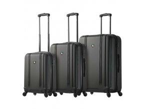 Sada cestovní kufrů MIA TORO M1210/3 - černá