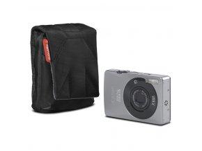 Manfrotto STILE SCP-BB NANO, pouzdro na kompaktní fotoaparát vertical, černá