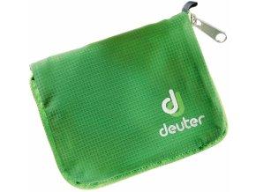 Deuter Zip Wallet emerald - Peněženka