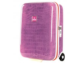 Kabinové zavazadlo SUITSUIT® TR-1133/2-50 - Purple Crocodile
