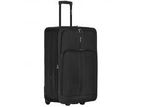 Kabinové zavazadlo CITIES T-605/4-S - černá