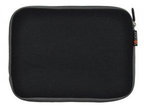 Solight neoprenové pouzdro na tablet a e-čtečku, do 7'', černé