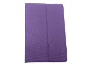 Solight univerzální pouzdro - desky z polyuretanu pro tablet 10'', fialové