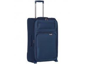 Kabinové zavazadlo AEROLITE T-9515/3-S - tmavě modrá  + Pouzdro zdarma