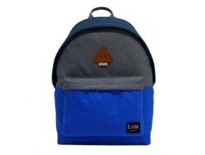 G.RIDE batoh AUGUSTE grey/blue