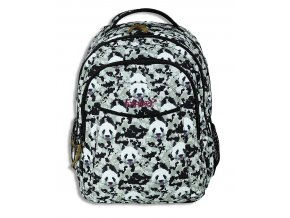 Studentský batoh 2v1 ANNA Panda