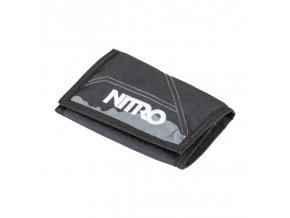NITRO peněženka WALLET mountains blk - wht
