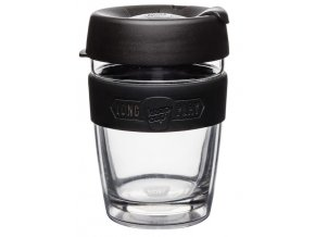 KeepCup Brew LongPlay Black (Velikost M (340 ml))