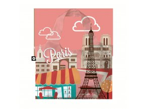 BG Berlin Eco Bag Paris