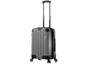 Kabinové zavazadlo MIA TORO M1300/3-S - charcoal  + PowerBanka nebo pouzdro zdarma