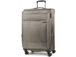 Cestovní kufr ROCK TR-0161/3-M - béžová  + PowerBanka nebo pouzdro zdarma