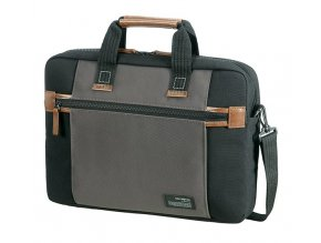 "Samsonite Sideways Laptop Bag 15,6"" Black/Grey"