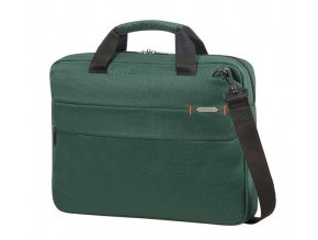 "Samsonite Network 3 LAPTOP BAG 15.6"" Bottle Green"