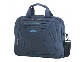 "American Tourister AT Work Laptop Bag 13,3""-14,1"" Midnight Navy"