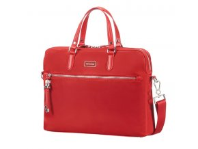 "Samsonite Karissa Biz Bailhandle 15,6"" Formula Red"