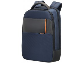 "Samsonite Qibyte Laptop Backpack 14,1"" Blue  + Pouzdro zdarma"