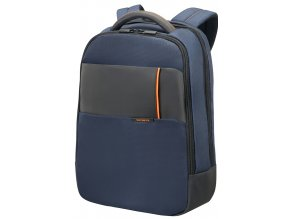 "Samsonite Qibyte Laptop Backpack 15,6"" Blue  + Pouzdro zdarma"