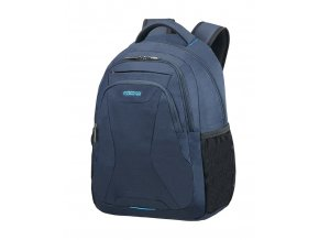 "American Tourister AT Work Laptop Backpack 15,6"" Midnight Navy"