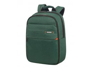 "Samsonite Network 3 LAPTOP BACKP. 14.1"" Bott.Green  + Pouzdro zdarma"