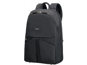 "Samsonite Lady Tech ROUNDED BACKPACK 14.1"" Black  + PowerBanka nebo pouzdro zdarma"