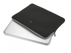 "TRUST Primo Soft Sleeve for 15.6"" laptops - black"