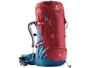 Deuter Fox 40 cranberry-steel - Batoh