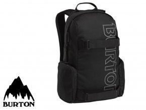 Burton EMPHASIS PACK TRUE BLACK  + Pouzdro zdarma
