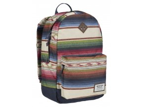 Burton KETTLE CANVAS IRIS STRIPE