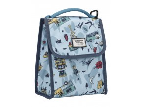 Burton LUNCH SACK BACKPACKER PRINT