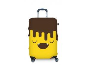 BG Berlin Hug Cover M Chocobanana - Obal na kufr