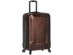 Kabinové zavazadlo MIA TORO M1535/3-S - hnědá  + PowerBanka nebo pouzdro zdarma