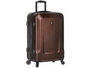 Cestovní kufr MIA TORO M1535/3-XL - hnědá  + PowerBanka nebo pouzdro zdarma
