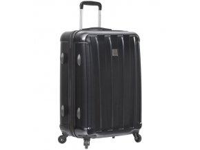 Cestovní kufr SIROCCO T-1162/3-M ABS/PC - šedá  + PowerBanka nebo pouzdro zdarma