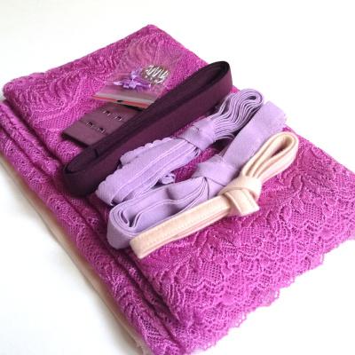 Material kits for Forme bralette