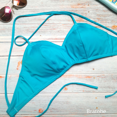 Forme bralette as a swimwear