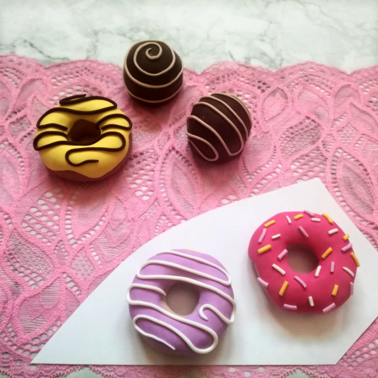 Sweet pattern weights