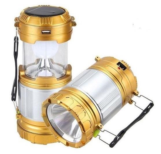 Přenosné lampy