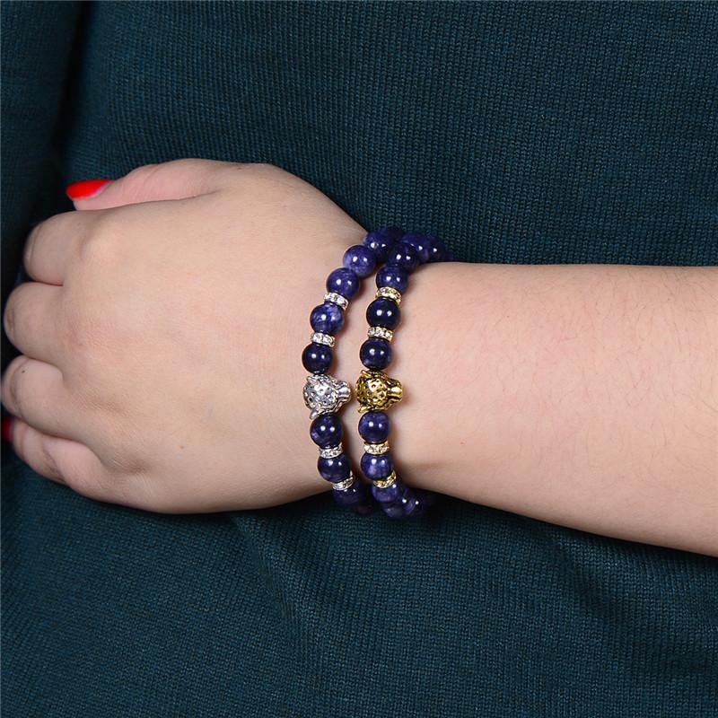 2017-Newest-Natural-Stone-Bead-Bracelet-For-Men-Antique-Gold-Silver-Color-Charm-Bracelets-Bangles-For_27