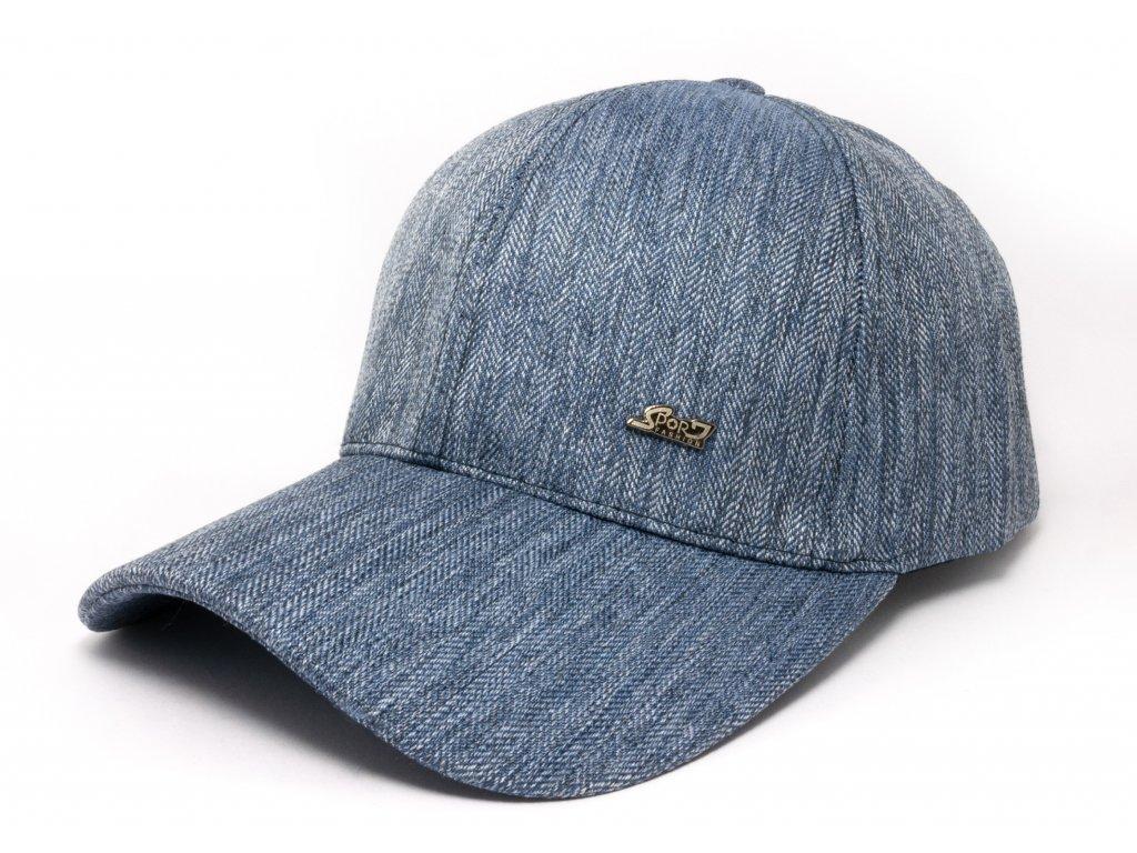 Kšiltovka Sport Fashion modrá