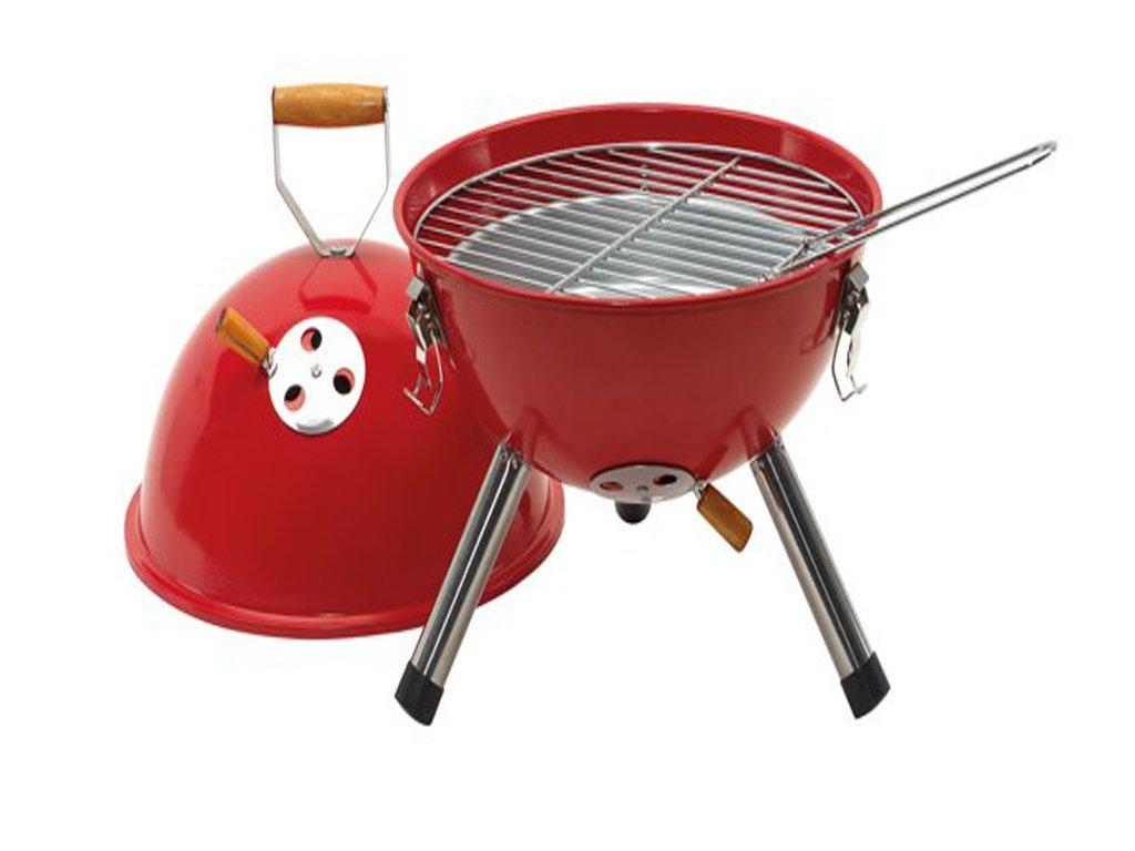 Přenosný skládací gril BBQ