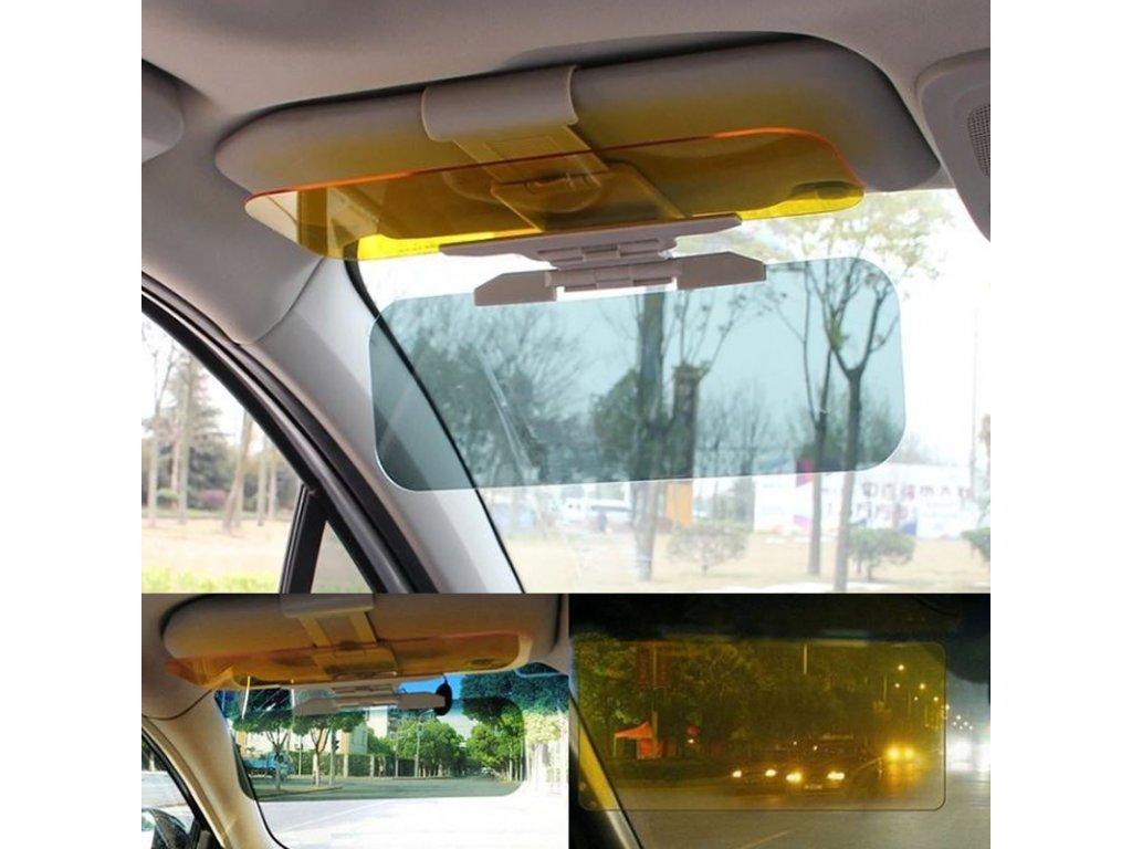 nastavitelna clona do auta